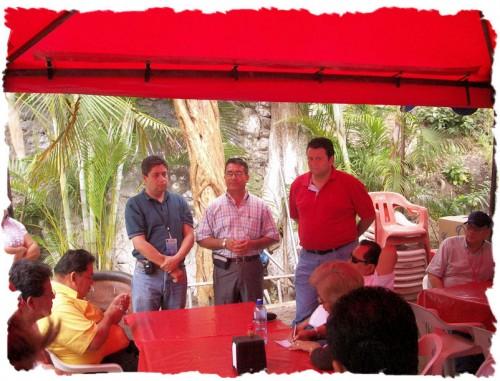 Reunión en Rincón Guayabitos Nayarit