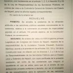 Sentencia Tribunal Estatal Electoral